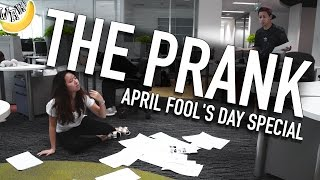 the prank - april fools' day special