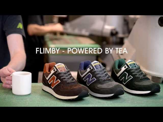 best service 37fae 42d58 Teatime! New Balance 576 English Tea Pack – The Word on the Feet