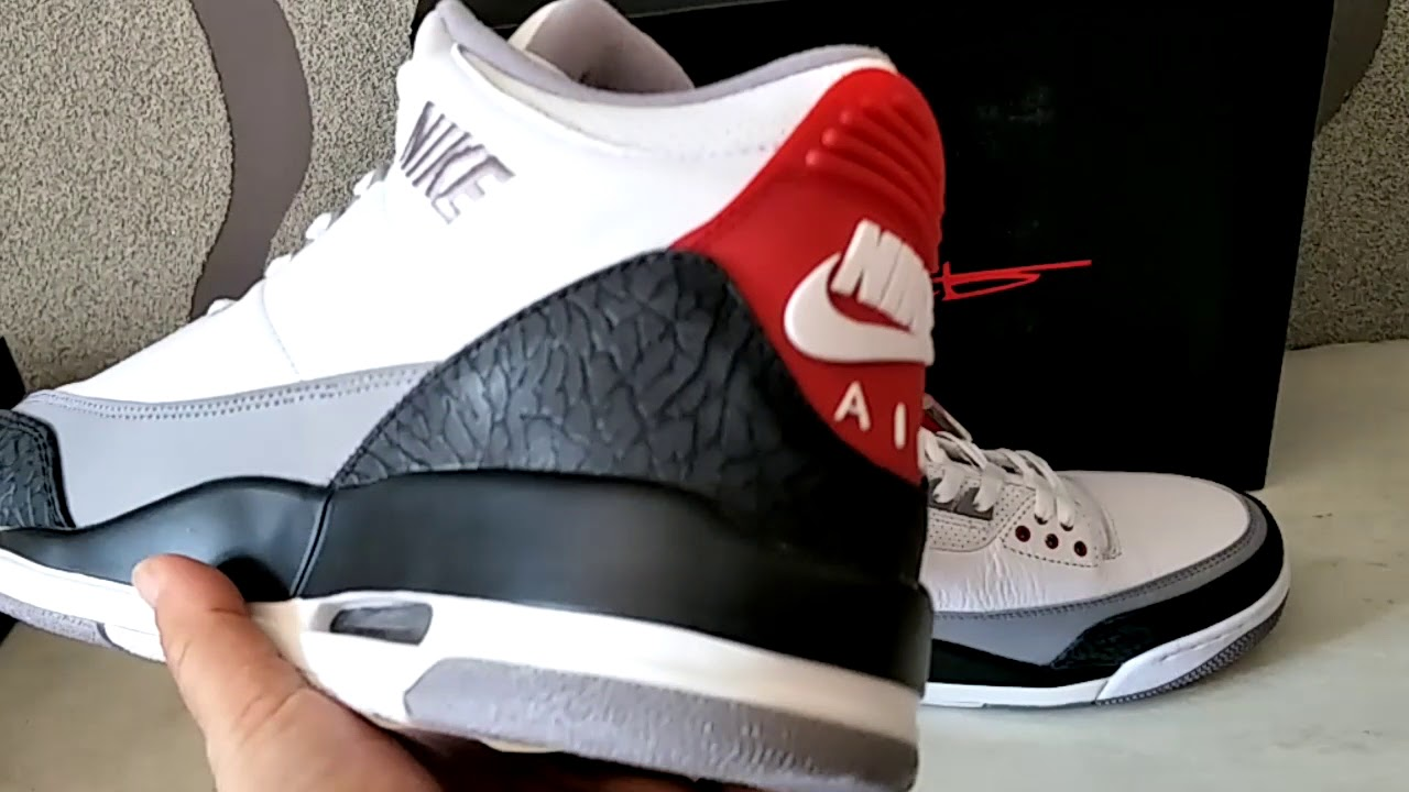 caeb1f3c5701 Air Jordan 3 Retro  Tinker NRG  AQ3835-160 - YouTube