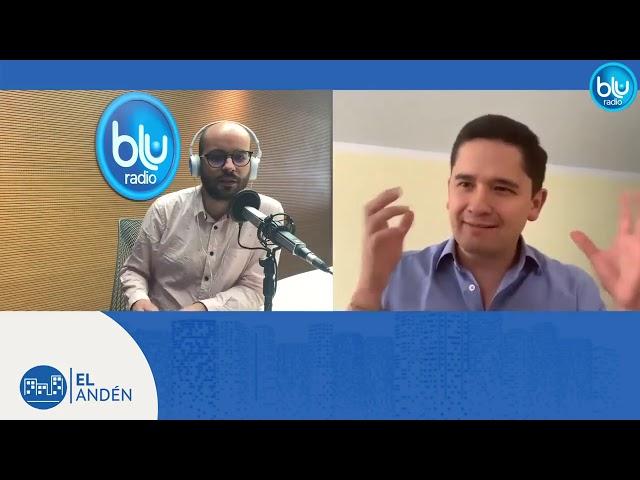 El Anden de BLU Radio - Sesiones virtuales en el Congreso
