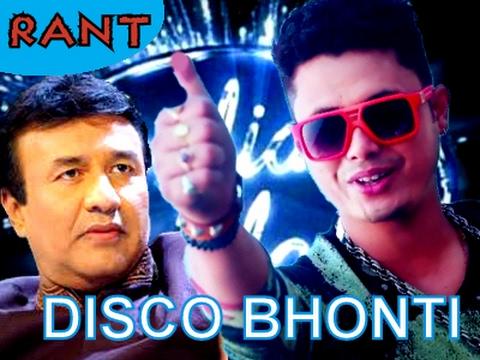 DISCO BHONTI GOES TO INDIAN IDOL | Assamese Music Video Rant
