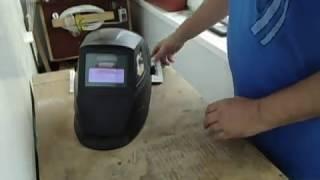 видео Маска сварщика Хамелеон по доступной цене. Купить сварочную маску Хамелеон в интернет-магазине Город Инструмента