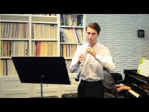 Marcello - Oboe Concerto (mvmt. 2)