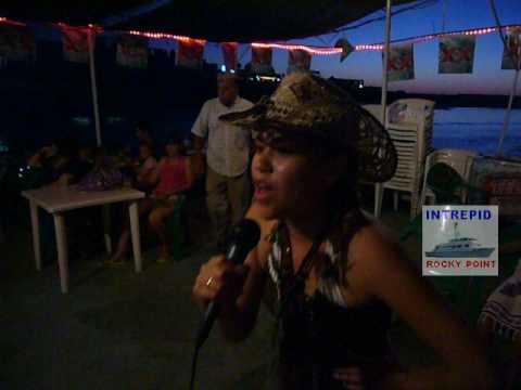 Intrepid karaoke