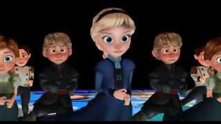 [MMD] Frozen KIDS Thriller! [Dancing Episode 1]
