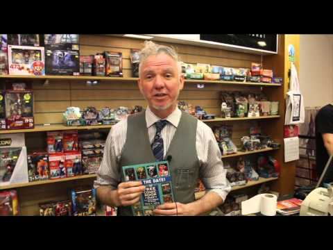 Free Comic Book Day 2016: Forbidden Planet Belfast