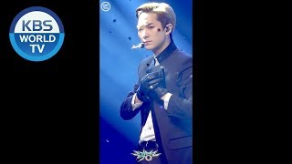 [FOCUSED] Aron (NU'EST W) - HELP ME [Music Bank / 2018.12.07]