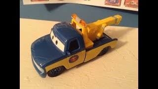 Disney Cars 2018 Race Tow Truck Tom Review