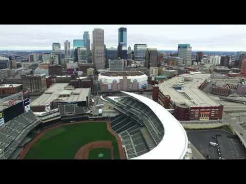 Minneapolis Target Field & Target Center -03/27/2016