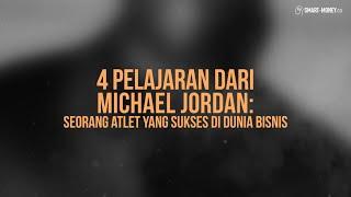 Michael Jordan - Seorang atlet yang sukses di dunia bisnis