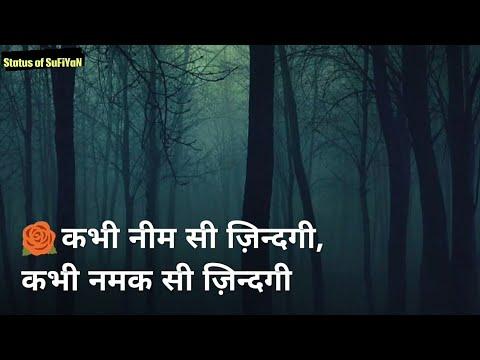 Very Beautiful Lines Short Whatsapp Status In Hindi Youtube