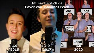 Immer für dich da - WiseGuys | Live Acapella Produktion [Cover 2020]