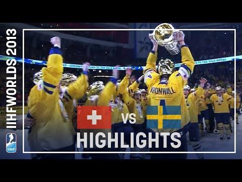 Switzerland – Sweden 1-5