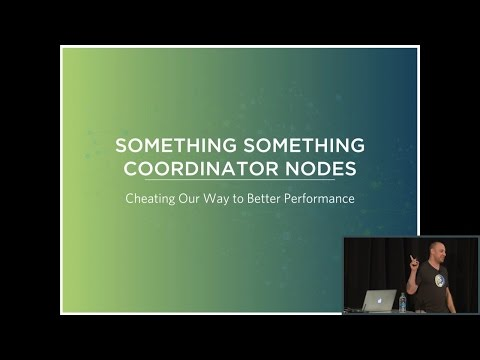 Optimizing Your Cluster with Coordinator Nodes (Eric Lubow, SimpleReach) | Cassandra Summit 2016