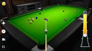 Real Pool 3D - iPhone / iPod Touch, iPad & Android Gameplay Video