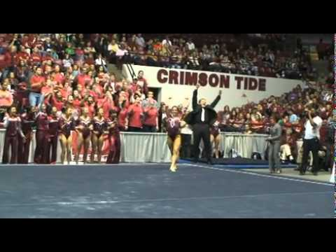 SEC 2012 Gymnastics Championships Preview: Alabama Crimson Tide
