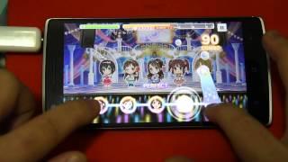 [50fps:画質テスト]デレステ - Star!! MASTER(Masterに2回目の挑戦 m(_ _)m., 2015-09-07T12:18:24.000Z)