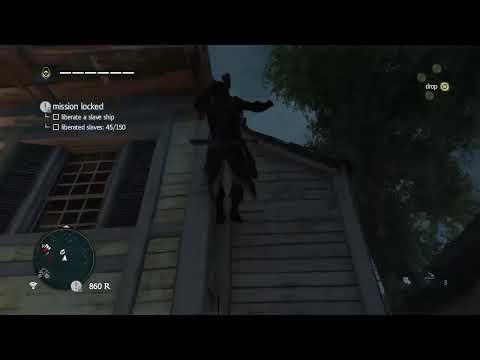 Just hanging people on  Assassin creed Freedom Cry  