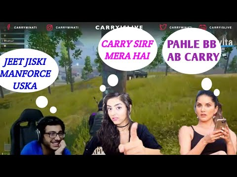 CARRY MINATI TALKING ABOUT PARDESI GIRL AFTER A LONG TIME AND ALSO ABOUT SUNNY LEONE