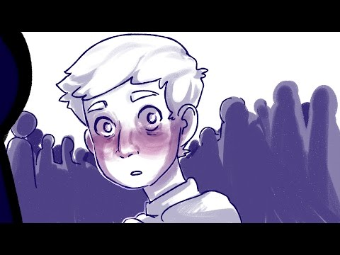If I Could Tell Her | Dear Evan Hansen Animatic
