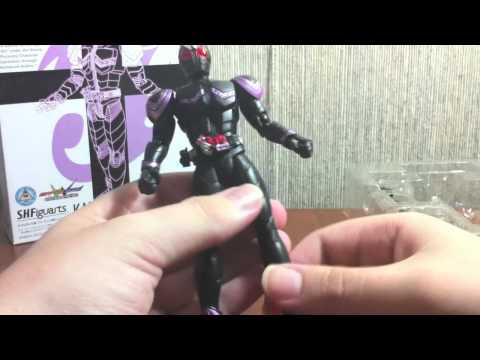 Review: S.H.Figuarts - Kamen Rider Joker