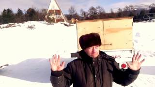 Байкал. Путешествие на машине  Хакусы.(Путешествие на Байкале зимой на машине.Горячие источники., 2017-02-26T01:00:52.000Z)