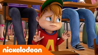 ALVINNN!!! and the Chipmunks | Come far fuggire una prof. | Nickelodeon