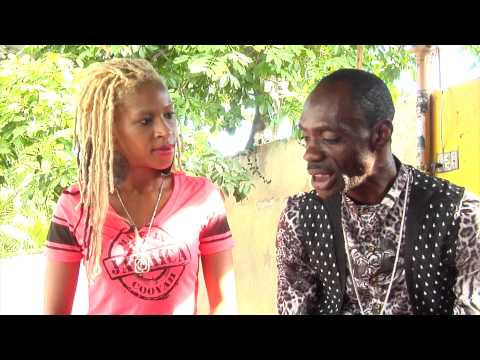 Nikki Z Journeys With Ninja Man Uncut (Video Interview) Sting 2013