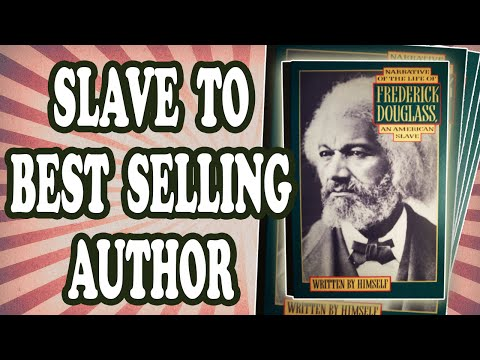 From Slave to Bestselling Author and Advisor to Presidents- The Great Frederick Douglass