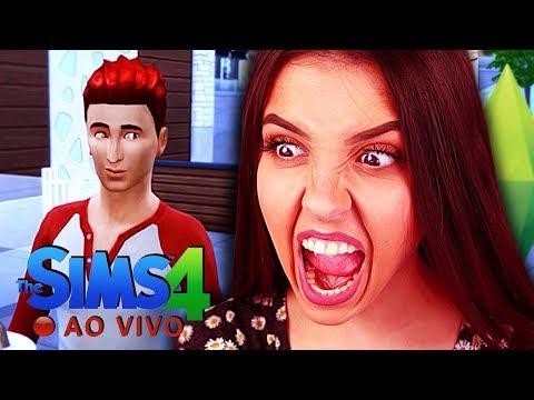 🔴 ELE ME ROUBOU!!!!! (The Sims 4 - Live #16)