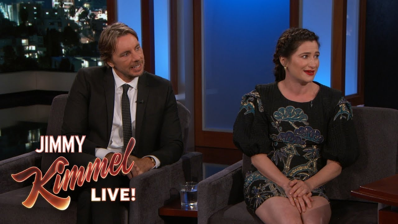 Kathryn Hahn & Dax Shepard on Ohio Amusement Park - YouTube