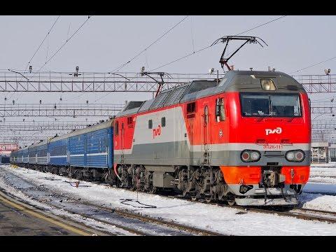 Пассажирские Поезда в Изобилии! / Passenger Trains Galore!