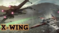 Die Technik hinter dem X-WING! - Star Wars X-Wing [Deutsch]