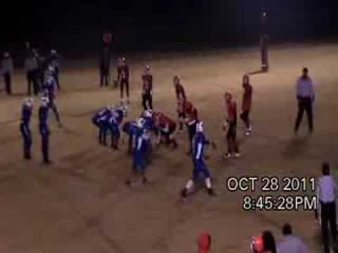 McAdams High School 2011 Football