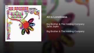 All Is Loneliness