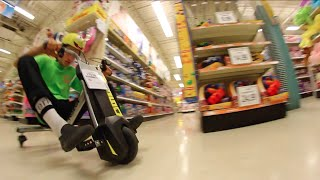 Skating & Messing Around in Toys R Us