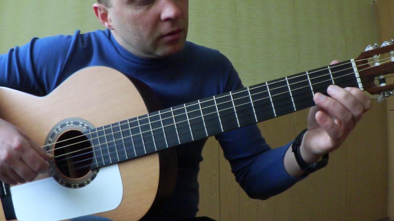 Chris ReaAnd you my loveРазборУрок на гитаре YouTube