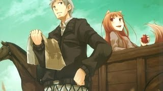 Spice & Wolf Review (Lilac Anime Reviews Crossover)