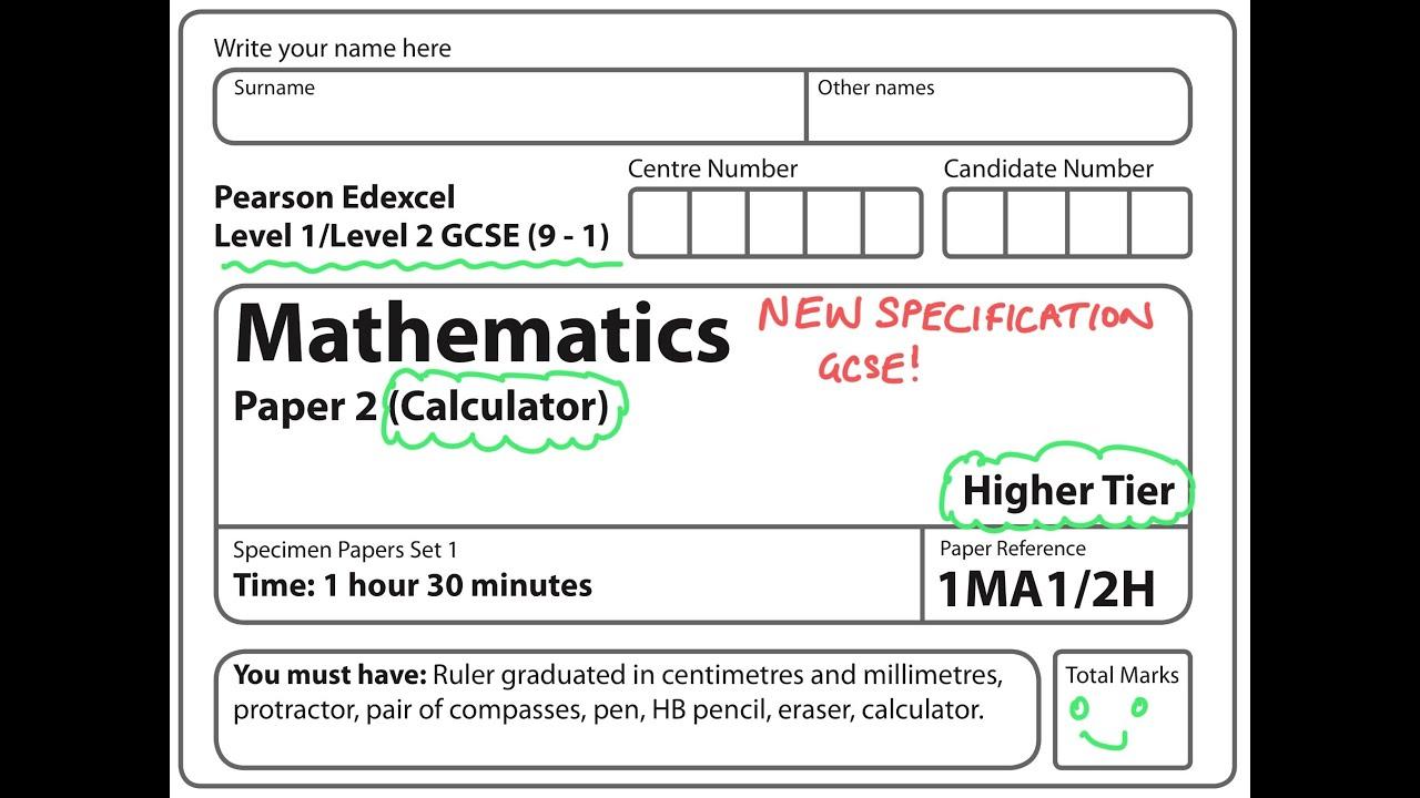 Aqa Maths Gcse  Student Room