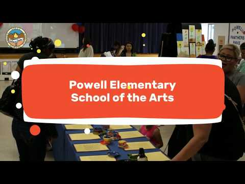 Powell Elementary School of the Arts Open House