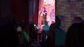 My First Time At The Funny Bone