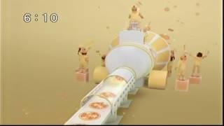 置き型ファブリーズCM ハッピーファクトリー編(2009年) 音楽:ホフデ...