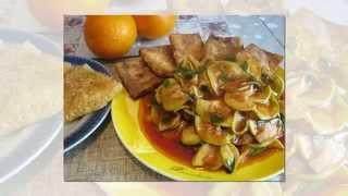 Маринованные кабачки быстрого приготовления и поедания. сайт http://www.bvgyoga.com