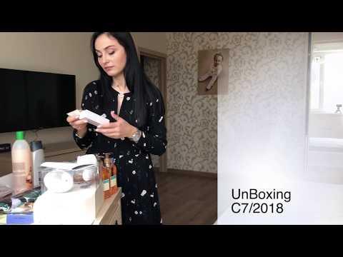 UnBoxing C 7 2018