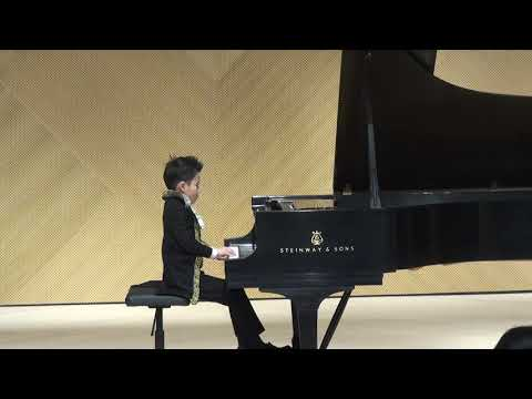 2019 CMC 7 Years Old Anson Zhou Heng Yu Plays Doll's Dream By Theodore Oesten