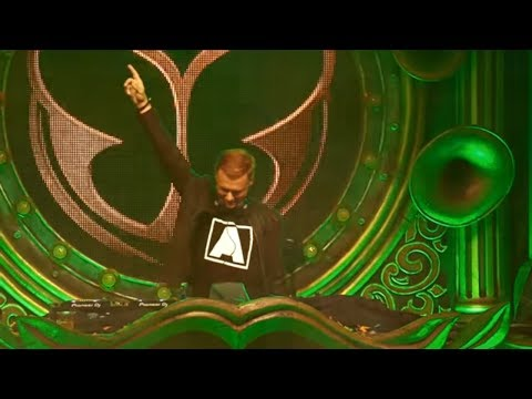 Armin van Buuren live at Tomorrowland 2017 (Weekend 2)