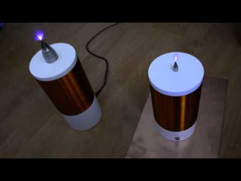 120W  Mini Tesla coil