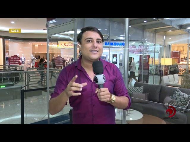 Maceió Shopping recebe a Vitrine Irresistível Guido