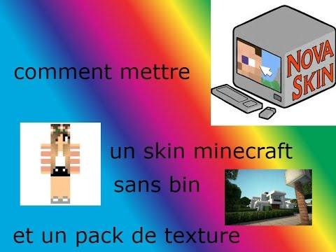 [TUTO] <b>Minecraft</b> <b>comment</b> avoir <b>un</b> <b>skin</b> gratuit sur …