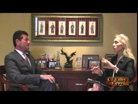Christopher Dadlez, President & CEO, St. Francis Hospital & Medical Center